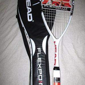 Head Flexpoint 130 Squash Racket - Racquets4Less.com