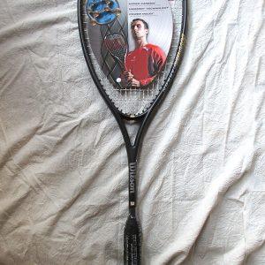 Wilson Hyper Hammer Squash Racket - Racquets4Less.com