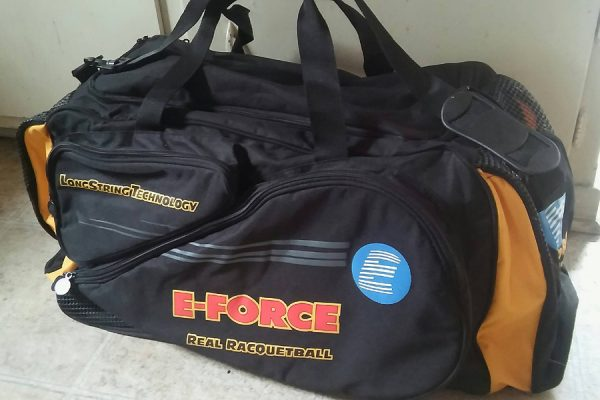 Retro E-Force Medium Size Club Bag $39.99 w/ Racquet Purchase Only