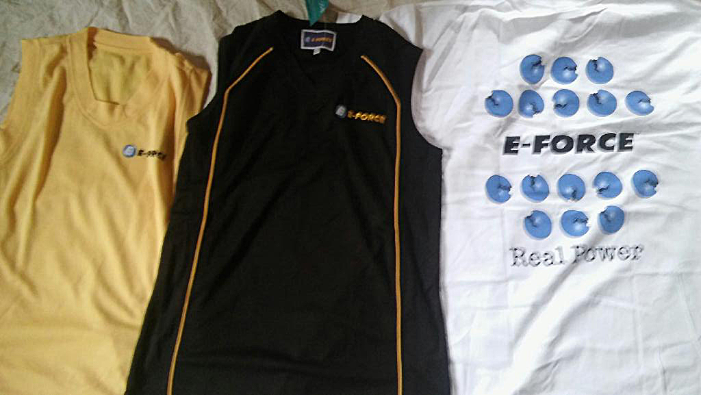 E-FORCE Racquetball Clothing-huge selection