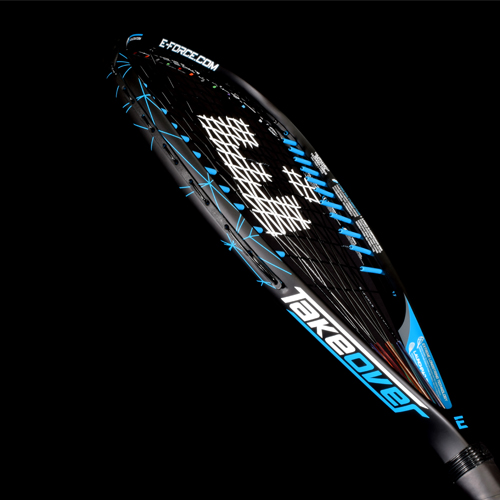 E-FORCE TAKEOVER RACQUET SPECIAL