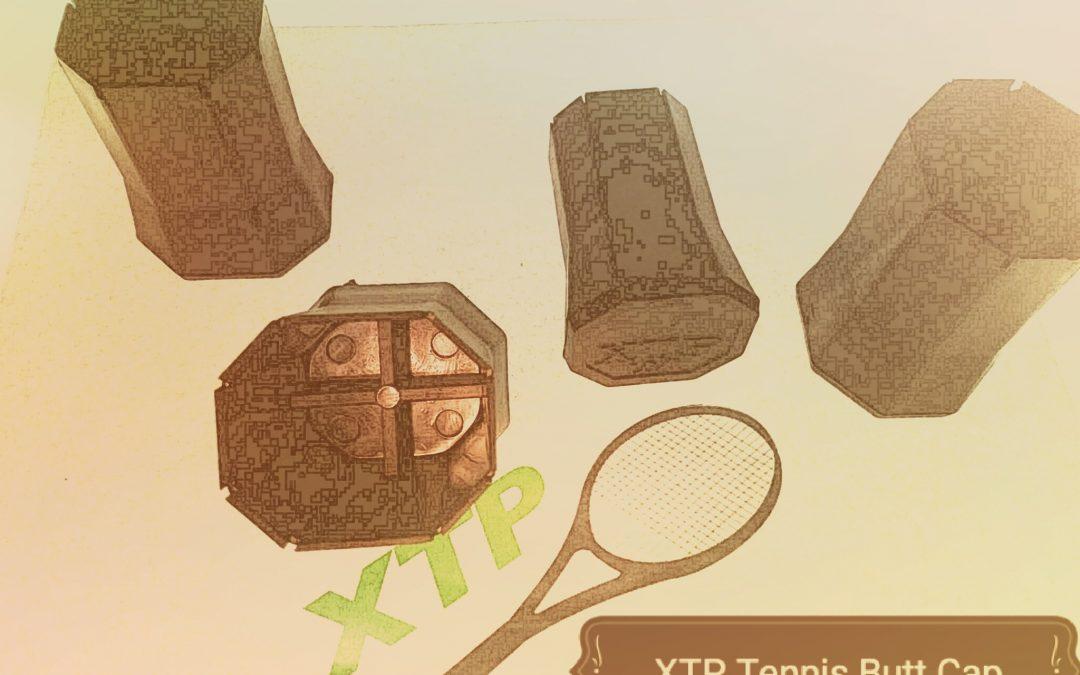 USRSA TEST THE XTP TENNIS BUTT CAP