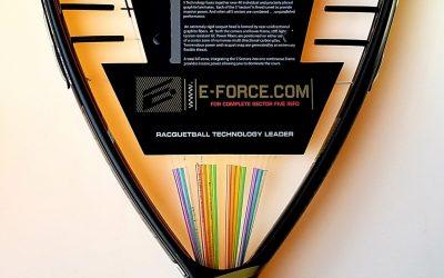 Sector 5 E-Force Lowest price.racquetball racquet best deals.