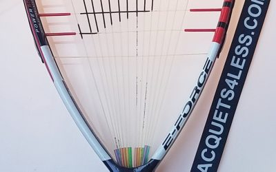 SOME CLASSIC RACQUETBALL RACQUETS ARE IN STOCK AT RACQUETS4LESS.